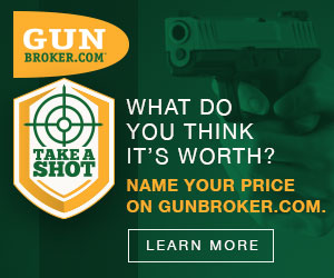 Take a Shot on GunBroker.com