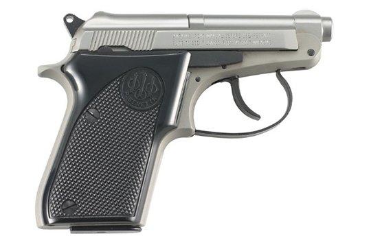 Beretta 21A Inox .22 LR   Semi Auto Pistols BRTTA-SXYU1B5L-P 082442188744