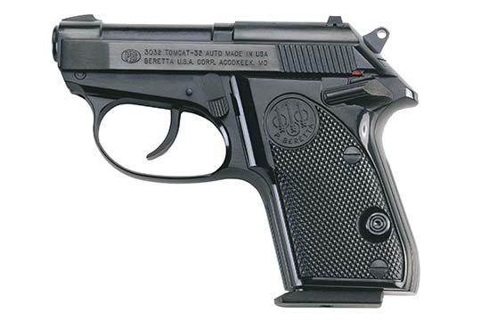 Beretta 3032 Tomcat Standard .32 ACP   Semi Auto Pistols BRTTA-CYMWF43T-P 082442111070