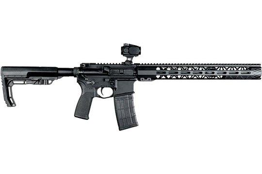 ZRO Delta Ready Ready  .223 Wylde Black Semi Auto Rifles ZRDLT-HBU5THNI 811069029655