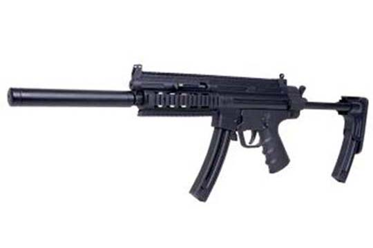 American Tactical GSG-16 Carbine .22 LR Matte Black Semi Auto Rifle UPC 819644021476
