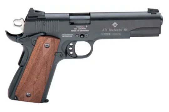 American Tactical GSG 1911 Standard .22 LR BLUE Semi Auto Pistol UPC 813393011504