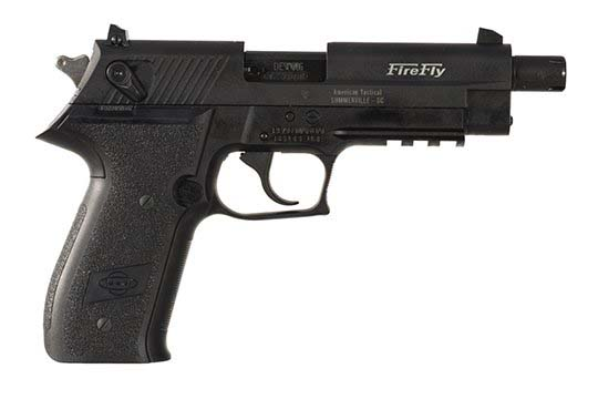 American Tactical GSG Firefly Standard .22 LR Blue Semi Auto Pistol UPC 813393019425