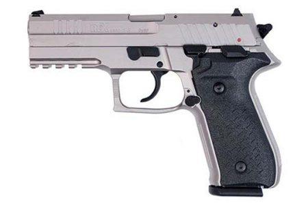 Arex Rex Zero 1S Standard 9mm Luger Nickel Frame