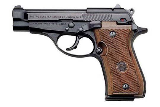 Beretta 87 Cheetah .22 LR Blue Semi Auto Pistol UPC 82442013770