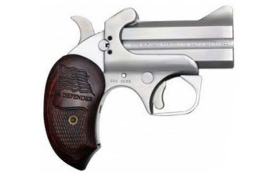 Bond Arms Defender USA Defender .45 Colt  Single Shot Pistol UPC 855959002250