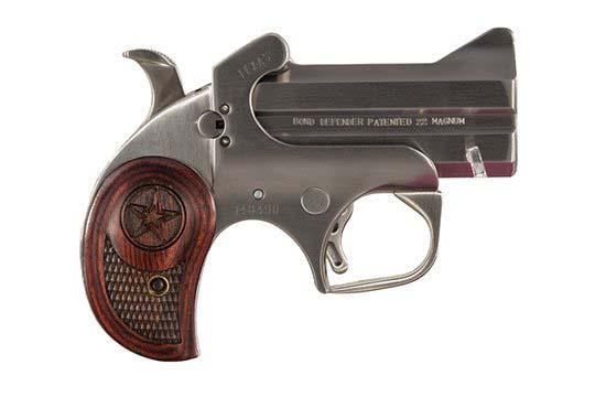 Bond Arms Defender Texas Defender .22 Mag.  Single Shot Pistol UPC 855959002106
