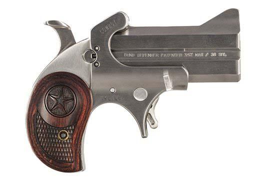 Bond Arms Defender Cowboy Defender .357 Mag.  Single Shot Pistol UPC 855959001208