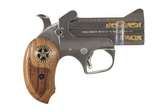 Bond Arms Defender Texas Defender .45 Colt  Single Shot Pistol UPC 855959002212