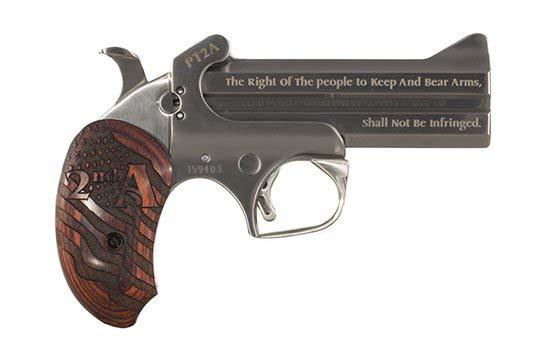 Bond Arms PTS2A  .45 Colt  Single Shot Pistol UPC 855959001291