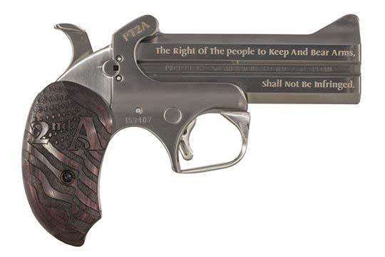 Bond Arms PTS2A  .357 Mag.  Single Shot Pistol UPC 855959002373