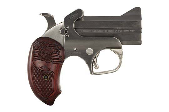 Bond Arms Patriot Defender  .45 Colt  Single Shot Pistol UPC 855959006135