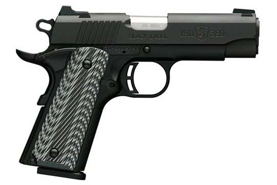 Browning 1911-380  .380 ACP  Semi Auto Pistol UPC 23614441533