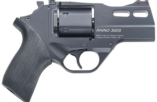 Chiappa Firearms Rhino 30DS .357 Mag. Black Anodized Frame