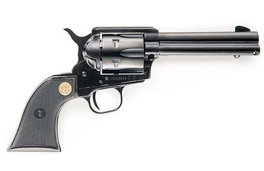 Chiappa Firearms Single Action Army 1873 Regulator .45 Colt BLACK Revolver UPC 8053670717411