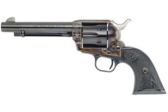 Colt Single Action Army (SAA)  .357 Mag.  Revolver UPC 98289045614