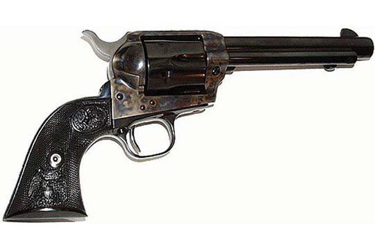 Colt Single Action Army (SAA)  .45 Colt  Revolver UPC 98289009012