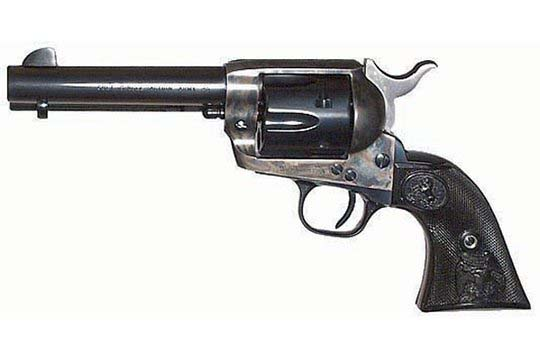 Colt Single Action Army (SAA)  .357 Mag.  Revolver UPC 98289045256