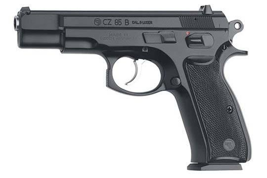 CZ-USA 85  9mm Luger (9x19 Para)  Semi Auto Pistol UPC 806703012018