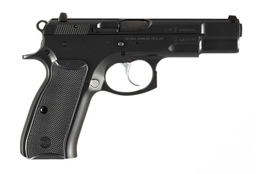 CZ-USA CZ 75  9mm Luger (9x19 Para)  Semi Auto Pistol UPC 806703911021