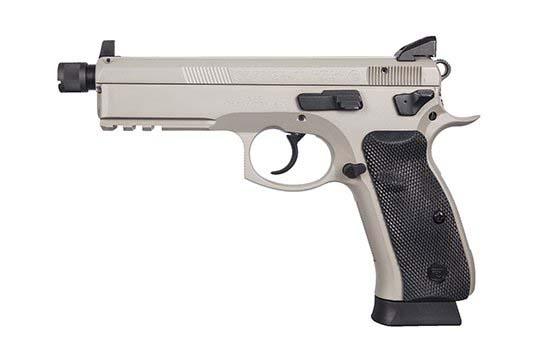 CZ-USA CZ 75 SP-01  9mm Luger (9x19 Para)  Semi Auto Pistol UPC 806703012537