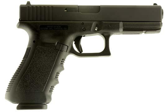 Glock G17 Gen 3 9mm Luger Black Frame