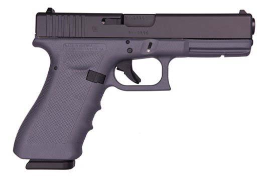 Glock G17 Gen 3 9mm Luger Gray Cerakote Frame