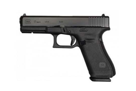 Glock G17 Gen 5 9mm Luger Black Frame