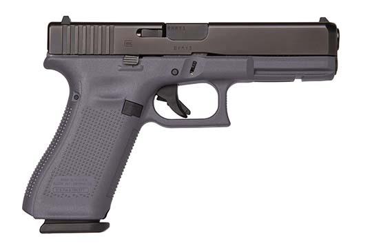Glock G17 Gen 5 9mm Luger Gray Cerakote Frame