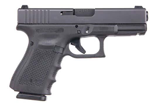 Glock G17 Gen 4 MOS 9mm Luger OD Green Cerakote Frame
