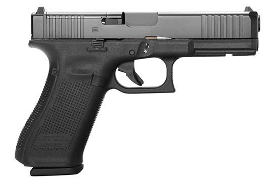 Glock G17 Gen 5 MOS 9mm Luger Black Frame