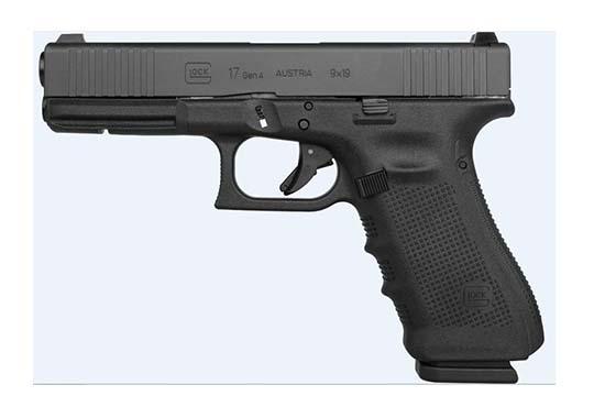 Glock G17 Gen 4 9mm Luger Black Frame