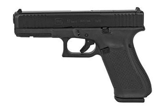 Glock G17 Gen5 MOS  9mm Luger Black Frame