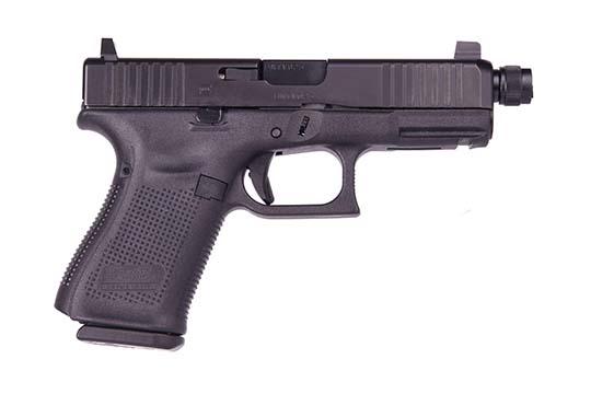 Glock G19 Gen 5 9mm Luger Black Frame