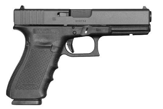 Glock G21 Gen 3 .45 ACP Black Frame