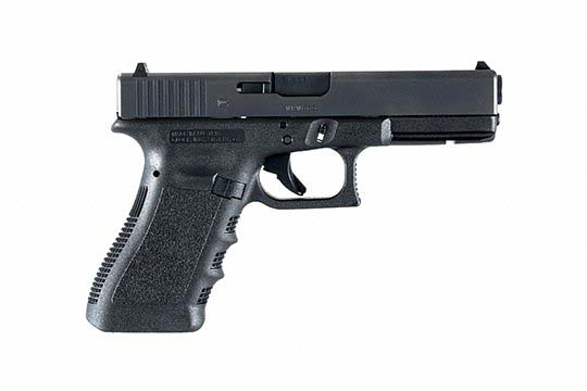 Glock G31 Gen 3 .357 SIG Black Frame