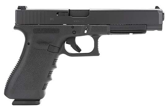 Glock G34 Gen 3 9mm Luger Black Frame