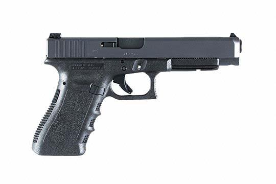 Glock G35 Gen 3 .40 S&W Black Frame