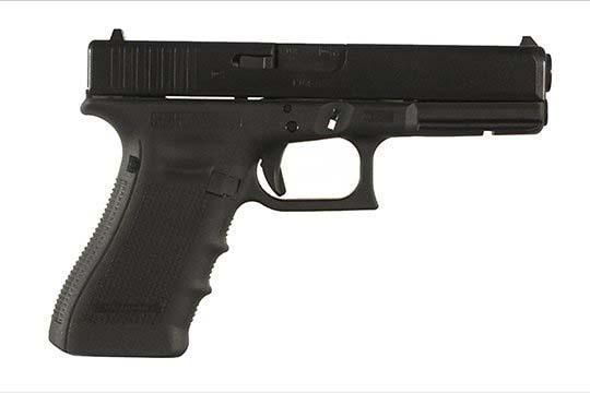 Glock G37 Gen 4 .45 GAP Black Frame