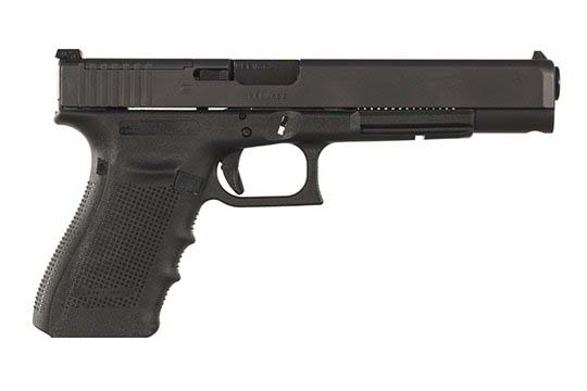 Glock G40 Gen 4 MOS 10mm Black Frame