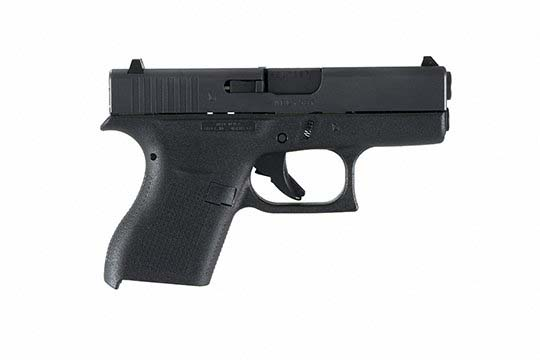 Glock G42 Gen 5 .380 ACP Black Frame