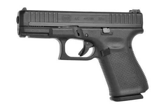 Glock G44 Gen 5 .22 LR Black Frame