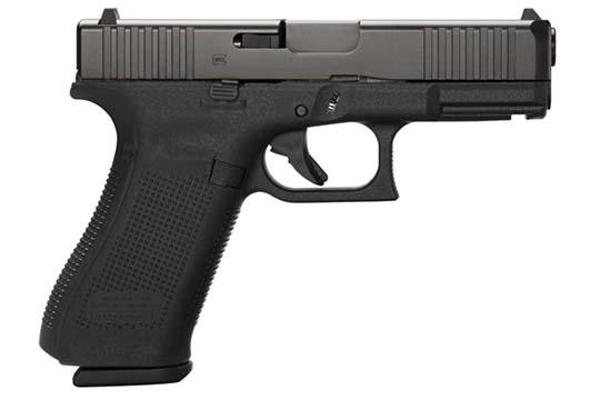 Glock G45 Gen 5 9mm Luger Black Frame