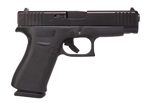 Glock G48 Gen 5 9mm Luger Black Frame