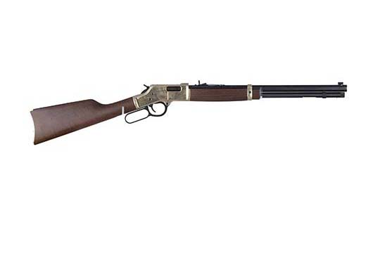 Henry Repeating Arms Big Boy Classic .44 Mag. Polished Hardened Brass Receiver