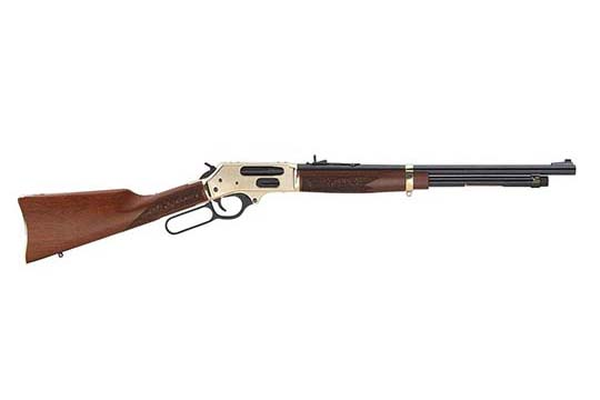 Henry Repeating Arms Side Gate Shotgun  Polished Brass Receiver