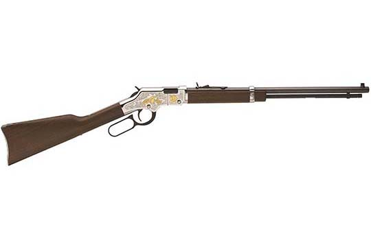 Henry Repeating Arms Tribute Editions Second Amendment Tribute .22 LR Nickel Plated