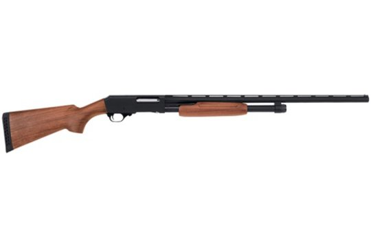 H&R 1871 Pardner Walnut   Blued Barrel