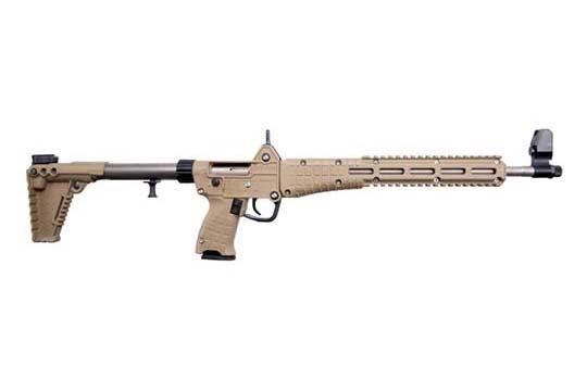 KelTec SUB2000 9mm Glock 17 Mag. 9mm Luger Tan Receiver