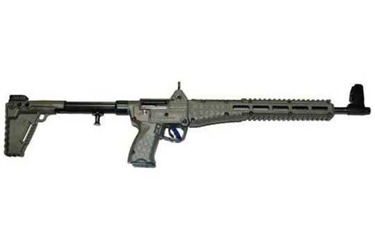 KelTec SUB2000 .40 S&W Glock 23 Mag. .40 S&W Green Receiver